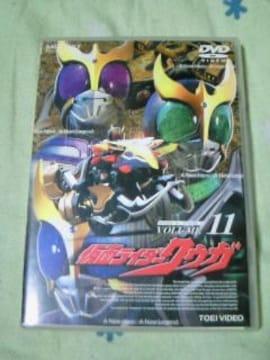DVD 仮面ライダークウガ 第11巻 オダギリジョー 葛山信吾