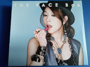 BoA 初回盤 3枚組 THE FACE