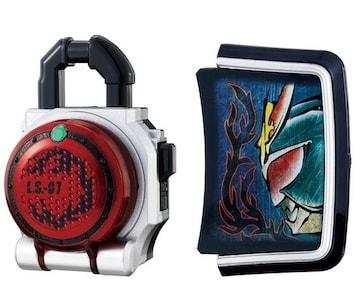 DXブラッドオレンジロックシード仮面ライダー武神鎧武セット