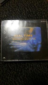 CDソフト 泉谷しげる REAL TIME