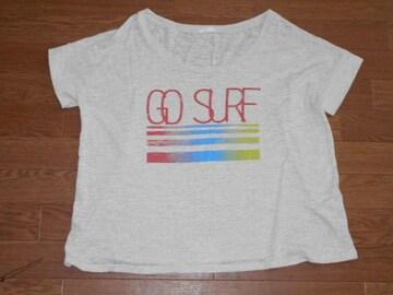 服★半袖Tシャツ 薄ベージュ Mサイズ