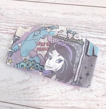 ディズニー★ジャスミン×ジーニー★ハンドメイド立体マスク★