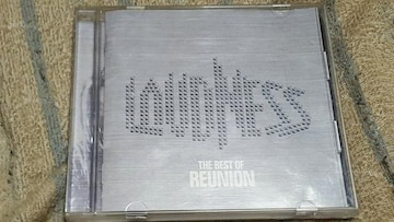 LOUDNESS(ラウドネス) THE BEST OF REUNION ベスト