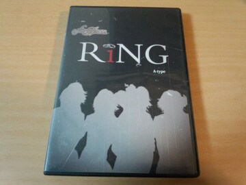 Fi'Ance. CD「RiNG」フィアンセA-Type DVD付初回盤●