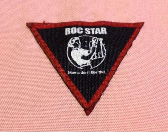 《ROC STAR》ジャケット ロックスター ネイバーフッド HECTIC < ブランドの