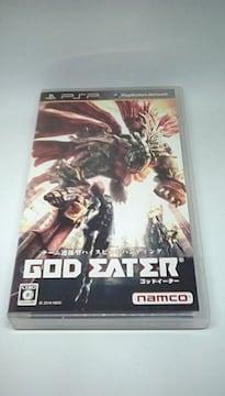 PSP ゴッドイーター / プレイステーションポータブル GOD EATER