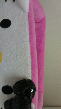 キティ フリートレイM スパンコールピンク系\2100