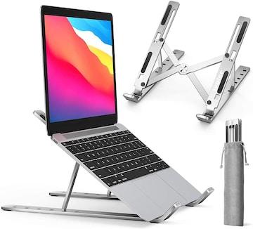 ノートパソコン スタンド PCスタンド改良 折りたたみ式 iVoler