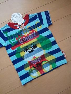 新品ボニーちゃんTシャツ110ブルーLOVEREVOLUTIONラブレボ