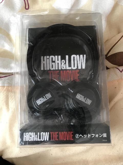 HiGH&Low  ヘッドフォン  < タレントグッズの