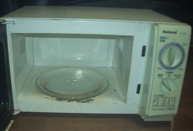 ナショナル電子レンジNE-TS40 2005年式 < 家電/AVの
