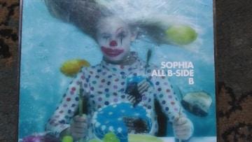SOPHIA(ソフィア) All B-SIDE 2枚組ベスト