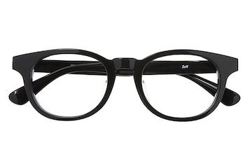 美品 Zoff classic メガネ ZT191002A 眼鏡 ゾフ
