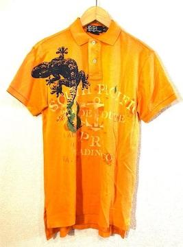 Ralph Lauren■ポロシャツ■プリント■ラルフローレン■未使用