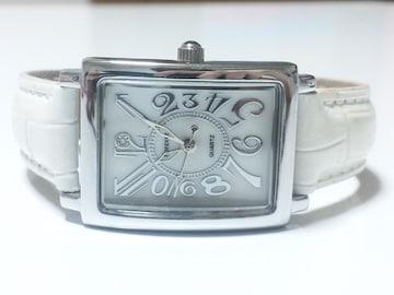 12106/Forever可愛いスクエア型レディース腕時計付属付き素敵