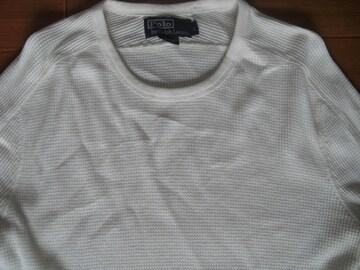 RALPH LAUREN ラルフローレン サーマル Tシャツ USA−L