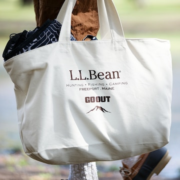 新品L.L.Bean×マウントレーニアGO OUT ビッグトートバッグ 鞄