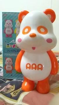 AAA・え〜パンダ・プレミアムBIGフィギュア・桃 西島