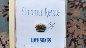 スターダストレビュー LOVE SONGS 02年盤