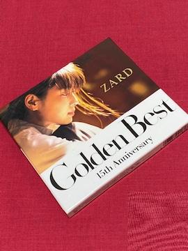 【送料無料】ZARD(BEST)初回盤2CD+1DVD