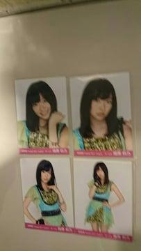 AKB48 月別2011 August8月生写真 指原莉乃コンプ
