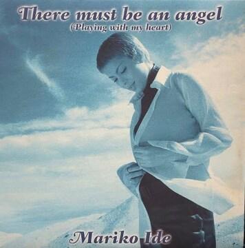 新品 ユーリズミックス名曲カバー 井手麻理子「There Must Be An Angel