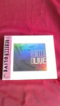 ☆中古CDアルバム【『OLIVE』REBECCA】全10曲 ケース新品