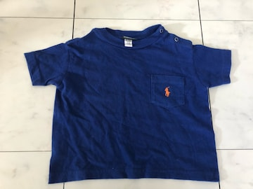 ポロラルフローレンキッズ半袖Tシャツ★12M