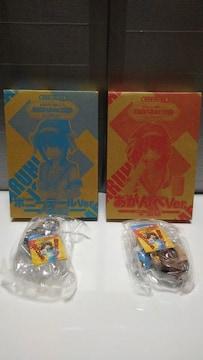 涼宮ハルヒの胸像コレクションフィギュア 2種 新品未開封