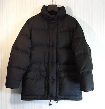 sizeS☆良品☆モンクレール 青タグ ダウンジャケット ブラック
