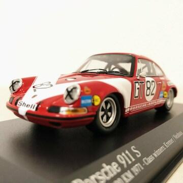 PMAミニチャンプス/Porscheポルシェ 911S 1/43 限定1008台