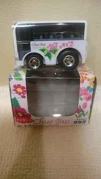 未使用 北海道 札幌 中央バス 花バス チョロQ ライラック 2003