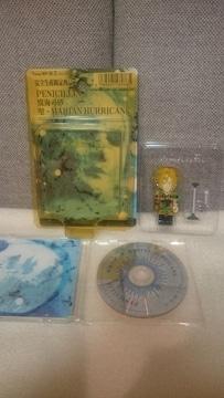 完全限定版 PENICILLIN 8�p シングル 腐海の砂 フィギュア付き 2001