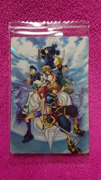 キングダムハーツ ウエハース カード Disney ソラ カイリ ロクサス ミッキー