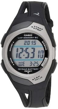 腕時計  LAP MEMORY60 STR 黒銀
