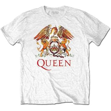 QUEEN 公式 Tシャツ 「CLASSIC CREST」002 Mサイズ 他サイズ