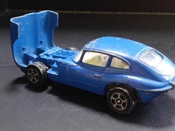希少1970年代コーギー製ジャガーEタイプ2+2