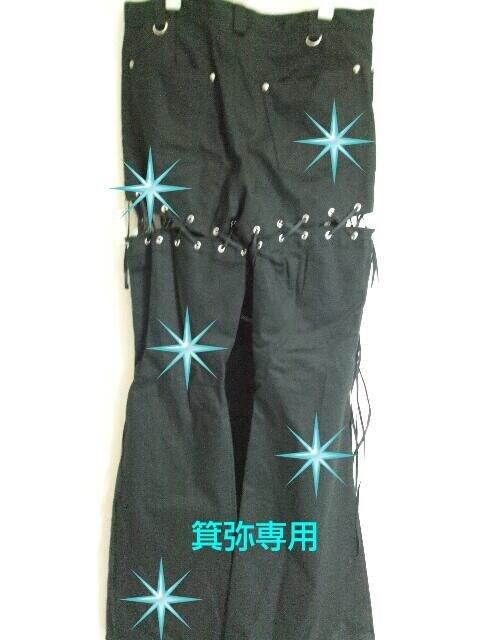 BPN編み上げカバー付パンツ◆ゴシック/V系◆21日迄セット割最大オフ < ブランドの