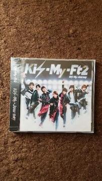 Kis-My-Ft2 「Kis-My-Journey」 限定盤★未開封