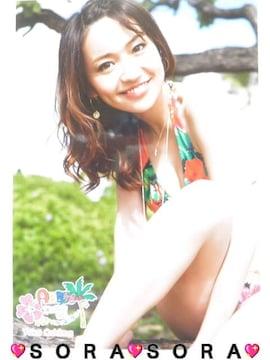 【AKB48 大島優子】海外旅行日記〜ハワイはハワイ〜DVD特典生写真�B