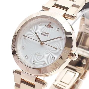 ヴィヴィアンウエストウッド  腕時計 レディース VV206SLRS