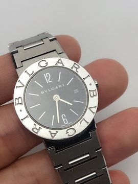 T083 ブルガリクォーツ レディース 腕時計 スイス製