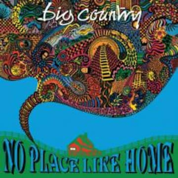 big country no place like home 激レア rock 名盤