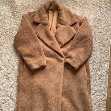 フワモコ GU 暖かコート Sサイズ