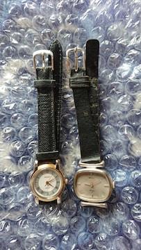 SEIKO腕時計2個