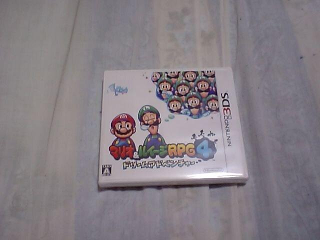 【新品3DS】マリオ&ルイージRPG4 ドリームアドベンチャー  < ゲーム本体/ソフトの
