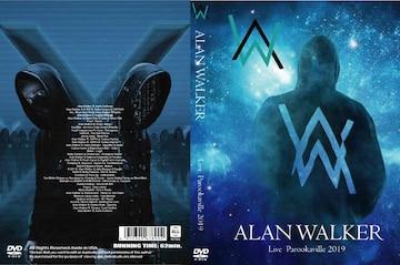 ライヴ!Alan Walker Live  Parookaville 2019 アランウォーカー