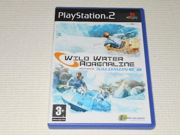 PS2★WILD WATER ADRENALINE featuring Salomon 海外版