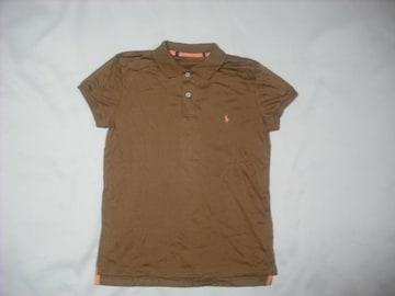 wr346 女 RALPH LAUREN ラルフローレン 半袖ポロシャツ Sサイズ