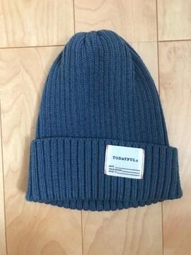 todayful ニット帽